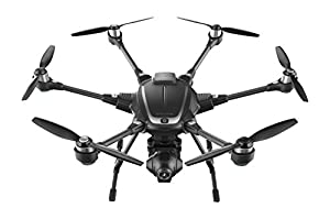 Typhoon H 4k Collision Avoidance Hexacopter w/ Battery, Charger, ST16 Controller and Free Wizard Wand Controller