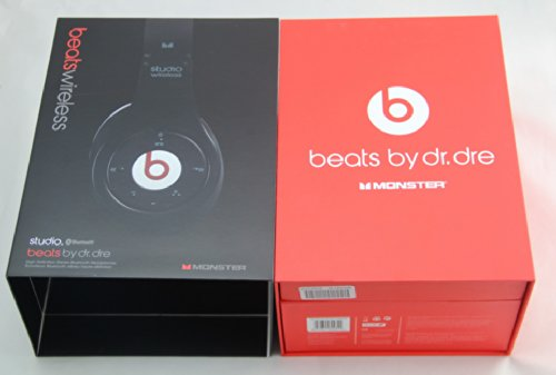 Wireless Beats Headphones By Dr. Dre (Black)