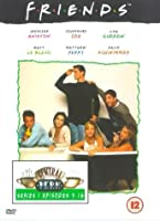 Friends - Series 1 - Episodes 9-16 [DVD] [1995]