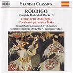 Joaqu�n Rodrigo: Complete Orchestral...