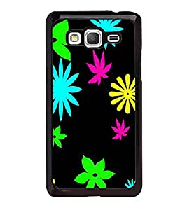 printtech Floral weed Pattern Back Case Cover for Samsung Galaxy Grand Prime G530h