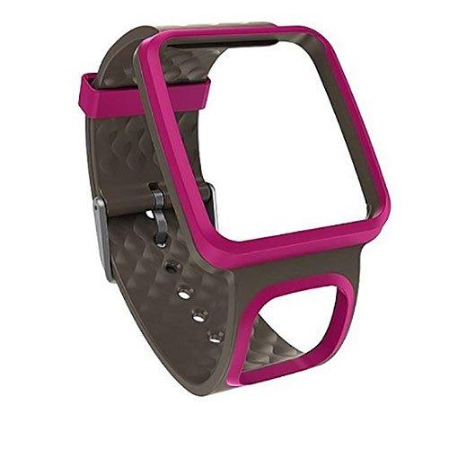 TomTom Comfort Strap (Slim) Dark Pink, One Size