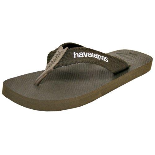 Cheap Havaianas Khaki Men's Urban Flip Flops (B004TNQSKA)