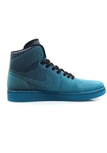 Nike air jordan 4LAB1 da uomo, scarpe da ginnastica, scarpe da pallacanestro 677690 (uk eu 47,5 us 12/13, tropicale 020), colore: nero