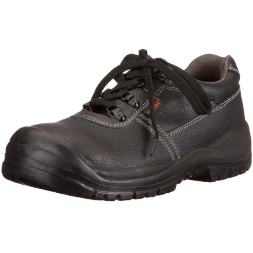 Gevavi Safety Gevavi Safety GS 01 Shoes Men black schwarz(zwart GS 01) Size: 12 (46 EU)