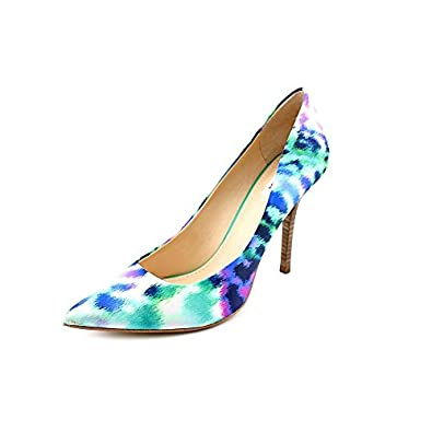 Guess Plasmas 3 Womens Size 8.5 Multi-Color Pointed Toe Heels