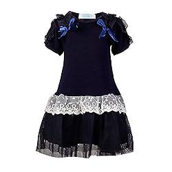 Pikaboo Little Jenny Dress - Blue