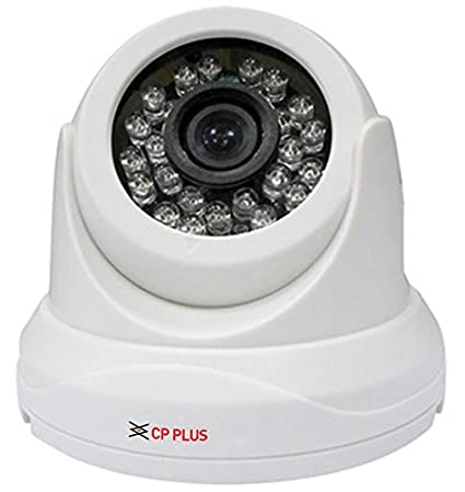 CP PLUS CP-GAC-DC1000L2H2 1000TVL 3.6mm Dome IR Camera