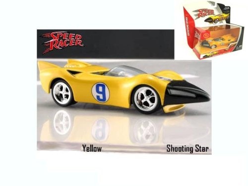 Speed Racer 1:43 Pull Back Action Shooting Star - 1