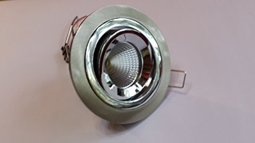 Samsung 6W LED DOWNLIGHT, ROUND, COOL WHITE, 6500K, IN BUILT SAMSUNG LED