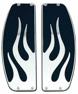 H-D Flame Rider Footboard Insert Kit 50295-02