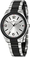Maurice Lacroix Miros Date Silver Dial Stainless Steel Mens Watch MI1018-SS002131 from Maurice Lacroix