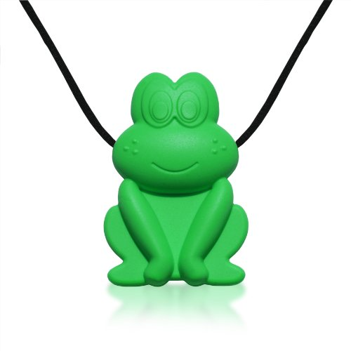 Siliconies Froggy Pendant Silicone Necklace Teething