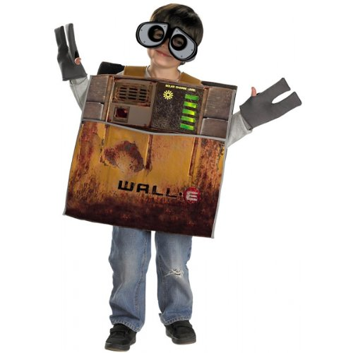 Kids Wall-E Costume (up to size 6)