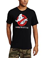 Mad Engine, Ghostbusters Men's Logo To Go T-Shirt