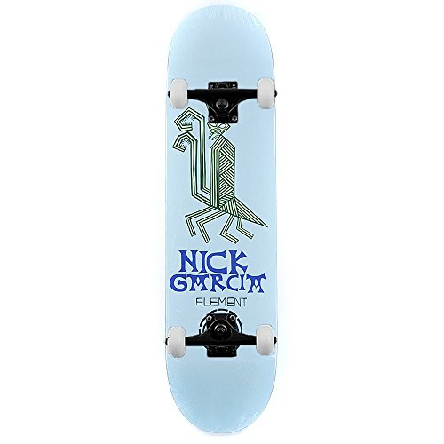 element-skateboard-nick-garcia-taldea-pro-skateboard-complet-bleu-203-cm