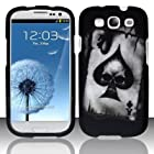 Ace Skull Hard Case Snap On Cover For Samsung Galaxy S3 i9300, 1747 (AT&T, T-Mobile, Sprint, Verizon)