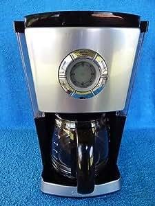 Amazon.com: Gevalia 12 Cup Automatic Coffee Maker CM-650 Black J30: Kitchen & Dining