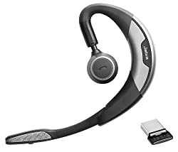 Jabra MOTION UC Bluetooth Headset - Black