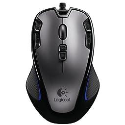 LOGICOOL ゲーミングマウス G300r