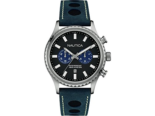 Nautica reloj hombre NMS 02 cronógrafo NAI18512G