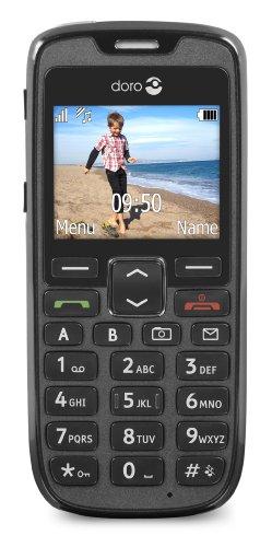Doro Phone Easy 515 GSM Sim Free Mobile Phone - Black Black Friday & Cyber Monday 2014