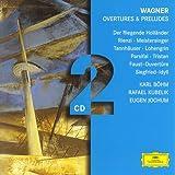 ワーグナー:序曲・前奏曲集