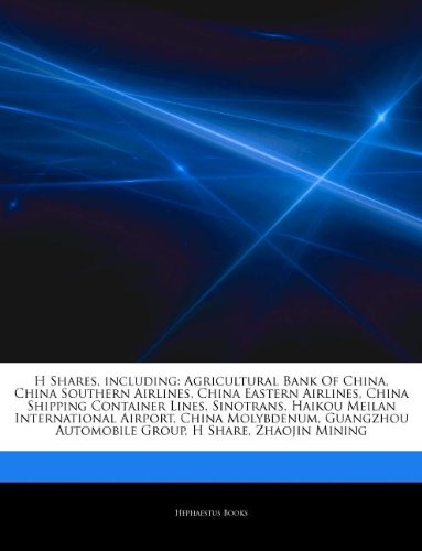 articles-on-h-shares-including-agricultural-bank-of-china-china-southern-airlines-china-eastern-airl