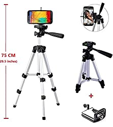 Aluminum Camera Shooting Tripod Mount Holder for Samsung Galaxy Note 3 Note 2 S4 S3 S2