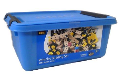 BRIO 34582 Vehicles Building Set