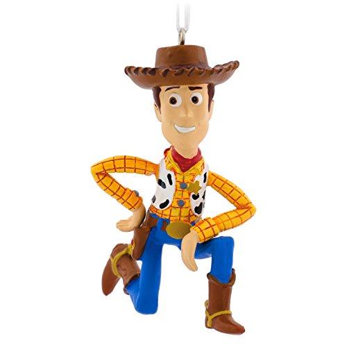Toy Story Christmas : Hallmark disney pixar toy story woody christmas ornament