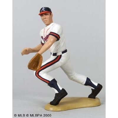 2000 Chipper Jones Starting Lineup Extended Series