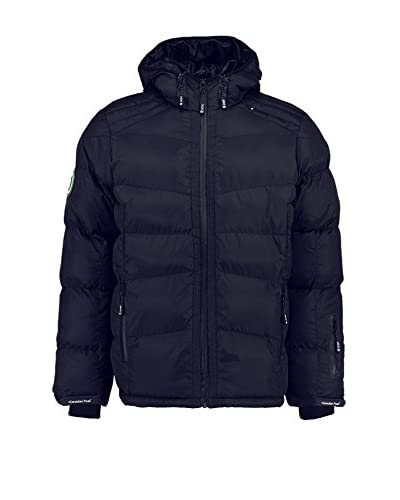 CANADIAN PEAK Steppjacke Caterol blau