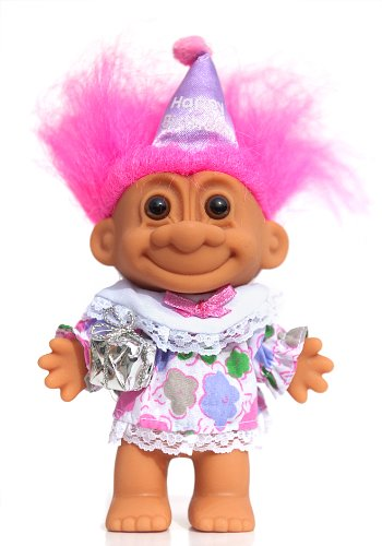 Best Deal Reviews: Buy My Lucky HAPPY BIRTHDAY TROLL doll ...