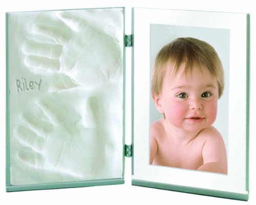 Sculpey Keepsake Clay Frame Set, White - 1