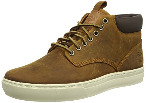 Timber Tuff - Sneaker C5461am Uomo, Marrone (Marron (Medium Brown)), 42