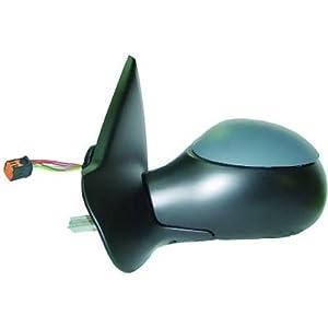 r troviseur ext rieur gauche peugeot 206 cc de 2003 2010 5 pin lectrique. Black Bedroom Furniture Sets. Home Design Ideas
