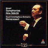 モーツァルト : 交響曲第38番「プラハ」&第39番