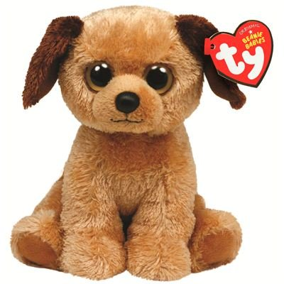 Ty Beanie Baby Houston Plush - Dog