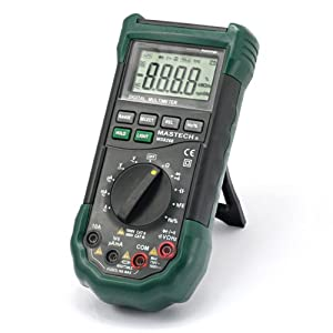 Mastech MS8268 Digital AC/DC Auto/Manual Range Digital Multimeter Meter at Sears.com