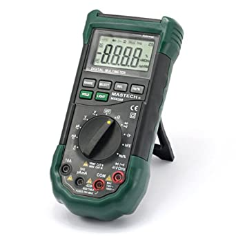 Mastech MS8268 Digital AC/DC Auto/Manual Range Digital Multimeter Meter