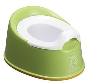 BABYBJORN Smart Potty, Green