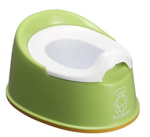 BABYBJÖRN Smart Potty, Green