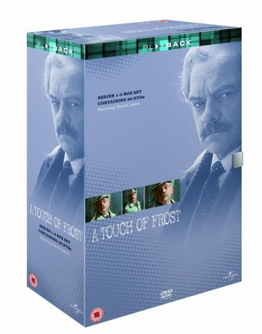 A Touch of Frost: Series 1-5 [DVD] [1992]