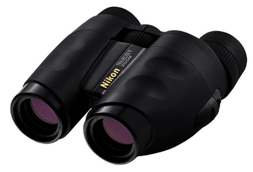 Nikon 8-24X25Cf Zoom Travelite V Binoculars with Case