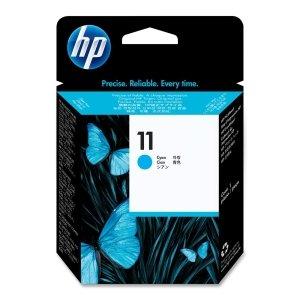 HP 11 Cyan Printhead-NO 11 CYAN PRINTHEAD DESIGNJET -100 120 10PS 20PS 50PS 500 800