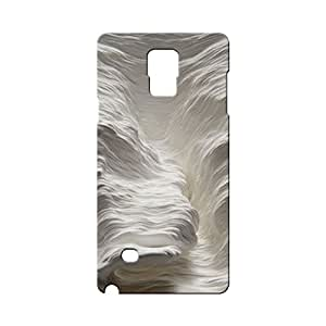 BLUEDIO Designer Printed Back case cover for Samsung Galaxy Note 4 - G0020