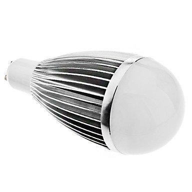 Gu10 8W 16X5630Smd 560-640Lm 3000-3500K Warm White Light Led Ball Bulb (85-265V)