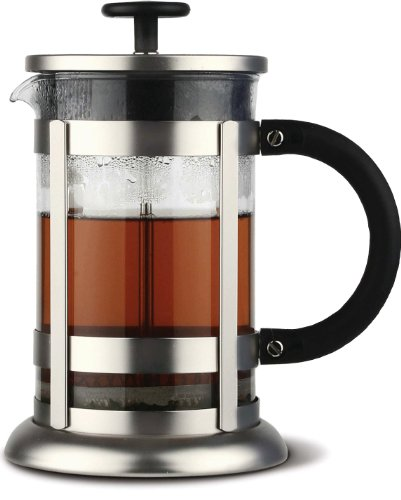 GROSCHE ROME Premium French Press Coffee and Tea press, 1 liter 34 fl oz. capacity
