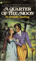 A Quarter of the Moon, AUDREY CURLING